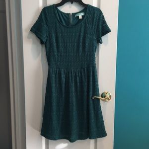 Green Lace Dress *Worn Once*